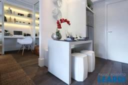Apartamento à venda com 1 dormitórios em Vila madalena, São paulo cod:469069