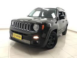 Jeep Renegade 1,8 Automático 2018 * Verdadeira Máquina *