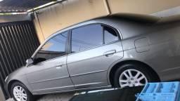 Civic lx 2005 completo - 2005