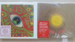13th Floor Elevators - 2 × CD, Digibook Album, Limited Edition, Reissue, Remastered