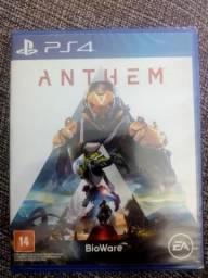 Anthem jogo de ps4