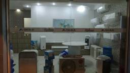 Vendo Loja toda equipada para Venda e Serviços de Ar Condicionado