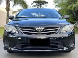 Toyota Corolla GLi VVTi Dual Flex 2012 Automático 2 dono GNV Geração 5 Abaixo da fipe - 2012