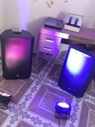 Aluguel Som e Iluminação para eventos e festas
