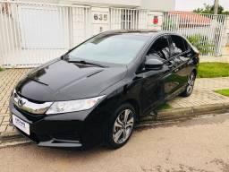 Honda CITY LX 2016 cambio CVT unico dono