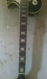 Guitarra les paul golden
