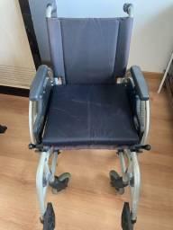 Cadeira de Rodas ottobock 42x42 120kg - Aceito Cartão