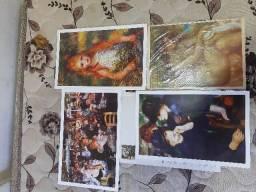 Título do anúncio: Coleção Telas Famosas de Pierre-Auguste Renoir