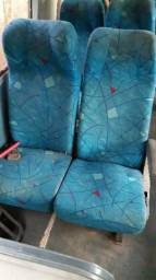 bancada completo microonibus volare w92008