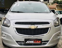 Chevrolet Spin Lt Advantage 1.8 2017 Automático Flex