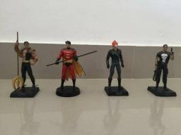 Miniaturas Eaglemoss Marvel e DC comprar usado  São Paulo
