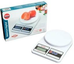Balança 10kg Digital Cozinha Alta Precisão