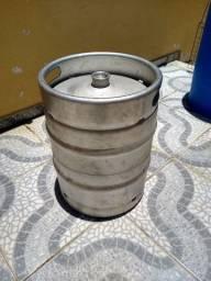 Barril de chopp vazio 50 litros semi-novo