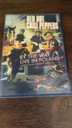 Dvd Red Hot Chili Peppers Live In Poland