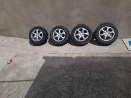 Vendo rodas 14 da gm