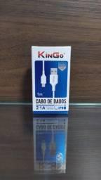 Cabo de Dados Iphone 1M Kingo