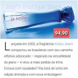 Kriska jeans EDIÇÃO LIMITADA, aceito cartão