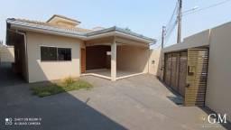Casa para Locação em Presidente Prudente, Vila Santa Izabel, 3 dormitórios, 2 banheiros
