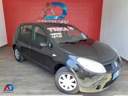 SANDERO 2008/2009 1.6 AUTHENTIQUE 8V FLEX 4P MANUAL