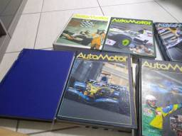 Fórmula 1 - Livro Automotor Reginaldo Leme
