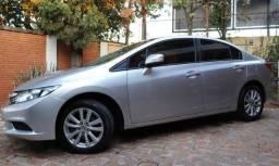 Honda Civic 1.8 Lxl Flex 4p