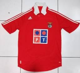 Camisa Benfica - R$100