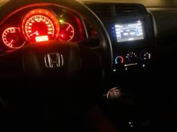 Honda Fit LX 2015/15 - Automático - C/ Central Multimídia