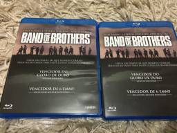 BOX DVD Band of Brothes