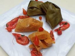 Abaras aperitivos, o melhor da Bahia.