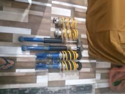 Vendo kit suspensão rosca hb20 tebao completa 850