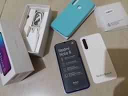 Xaomi Note 8 64GB (vendo ou troco) Leia