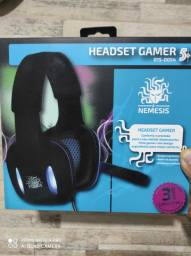 Headset nêmesis PS4, PC, XBOX