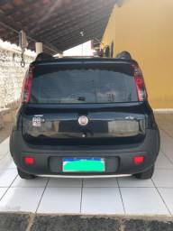 FIAT UNO WAY 2011 1.0 AZUL