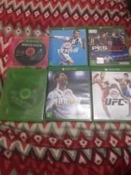 Troco os 6 jogos em outros jogos do meu interesse