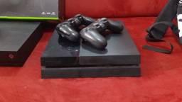 Playstation 4 dar com vários jogos na memória