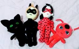 Ladybug, Cat Noite, Kitty e Plagg