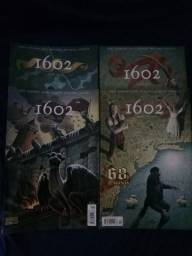 HQ's Saga 1602 Marvel