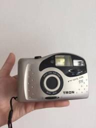 Câmera Fotográfica Vintage Tron BV-Metal Flash Automático 35 Mm