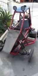 Vendo ou troco por moto de trilha, kart Cross sem motor