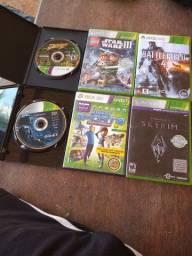 Jogos originais Xbox 360 tudo pegando perfeitamente