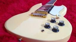 Guitarra Epiphone SG G400 Custom + Hardcase (aceito troca)
