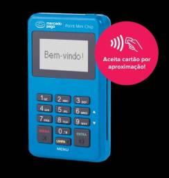 Máquina Minizinha Mercado Pago Chip