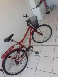 Bike feminina bem novinha
