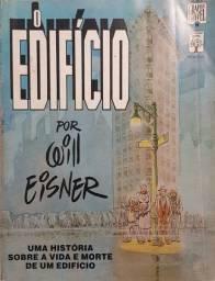 Quadrinhos são arte: O Edifício, de Will Eisner