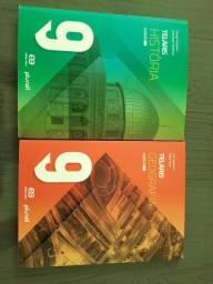 Todos os livros do projeto teláris 9° ano
