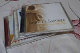 12 CDs católicos coleção