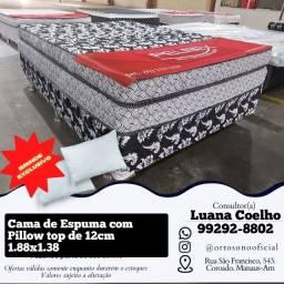 Título do anúncio: Cama Box Espuma /// cama box