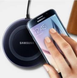 Carregador Wireless Charger Sem Fio  Samsung