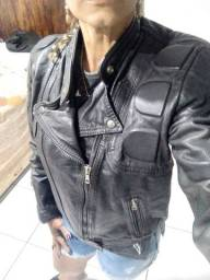 Título do anúncio: Jaqueta de couro