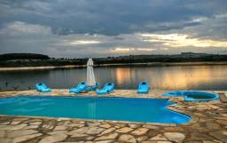 L- Piscina de fibra -  Alpino piscinas